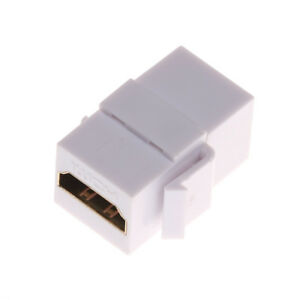 HDMI-Keystone-Jack-Coupler-Insert-Female-to-Female-Adapter-Converte-DRMQ6Q