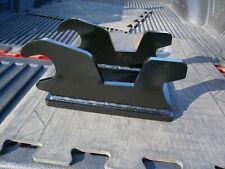 John Deere Bucket Ears 27 35 Zts Amp 110 Tlb Adapter Plate
