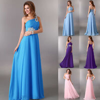 Grace Karin❤ Long Formal Gown Ball Party Bridesmaid Evening Cocktail Prom Dress
