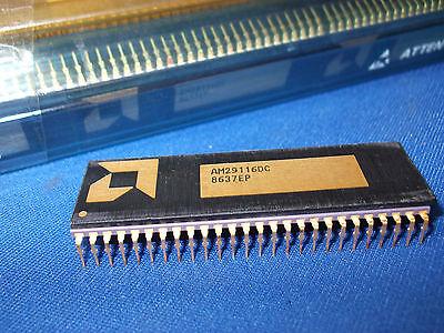 AM29116DC AMD 52-PIN DIP CPU Gold CERAMIC Rare Vintage COLLECTIBLE LAST ONES