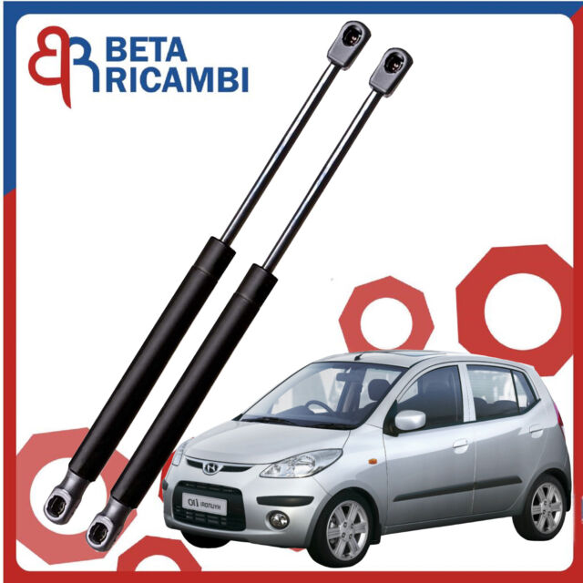 Molle a Gas Portellone Pistoncini Cofano Baule Posteriore Per Hyundai i10