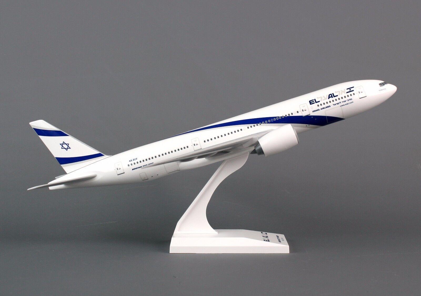 SkyMarks El Al Boeing 777-200 1 200 SKR745 RegX-ECF. New New New 641c14