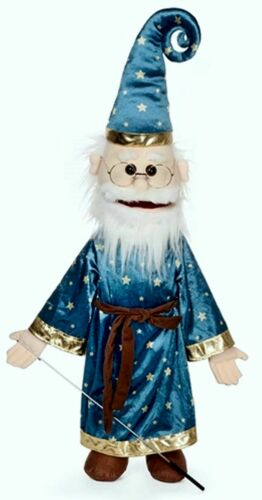 Silly Puppets WIZARD 25 inch Full Body Puppet