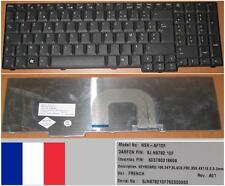 Tastiera Azerty Francese ACER ASPIRE AS9800 9800 9810 9813 NSK-AF10F