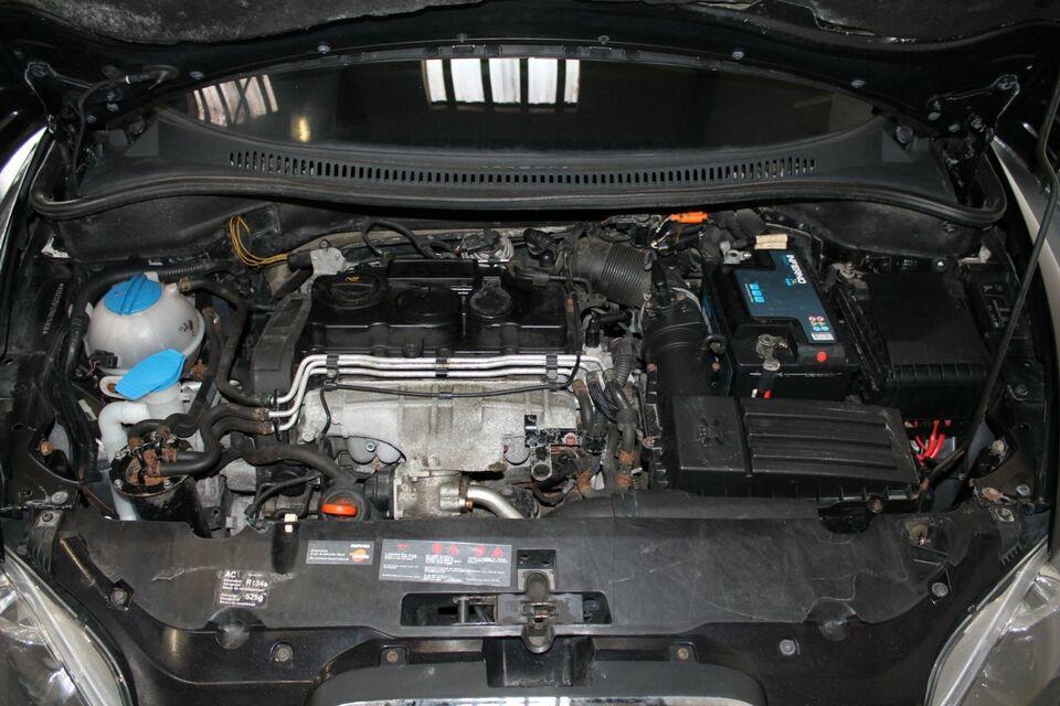 Seat Altea 2,0 TDi 170 FR Van Diesel modelår 2006 km 315000