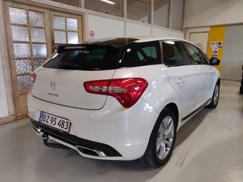 Citroën DS5 2,0 BlueHDi 180 Design EAT6 Diesel aut.