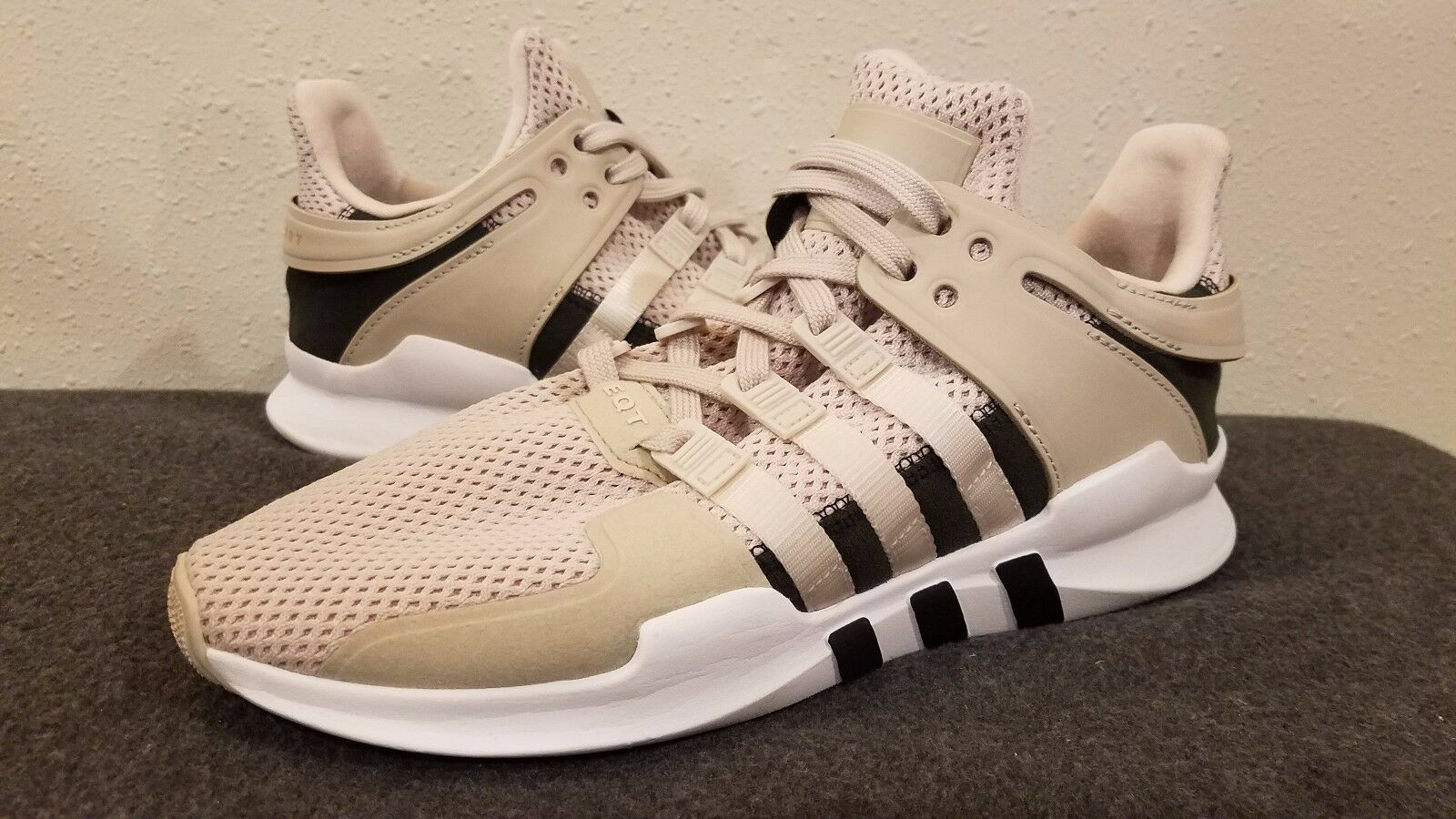 adidas Originals EQT Support ADV Equipment Men's Br/blanc/Noir CQ0918 sz 8.5