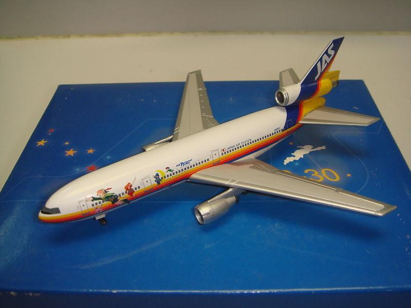 mejor oferta Alas de dragón 400 Jas Jas Jas Japón sistema de aire DC-10-30  Peter Pan  1 400  100% autentico