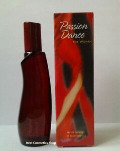AVON-Perfume-Passion-Dance-Eau-de-Toilette-Spray-Original-50-ml