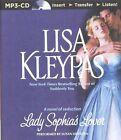 Lady Sophia's Lover by Lisa Kleypas (CD-Audio, 2015)