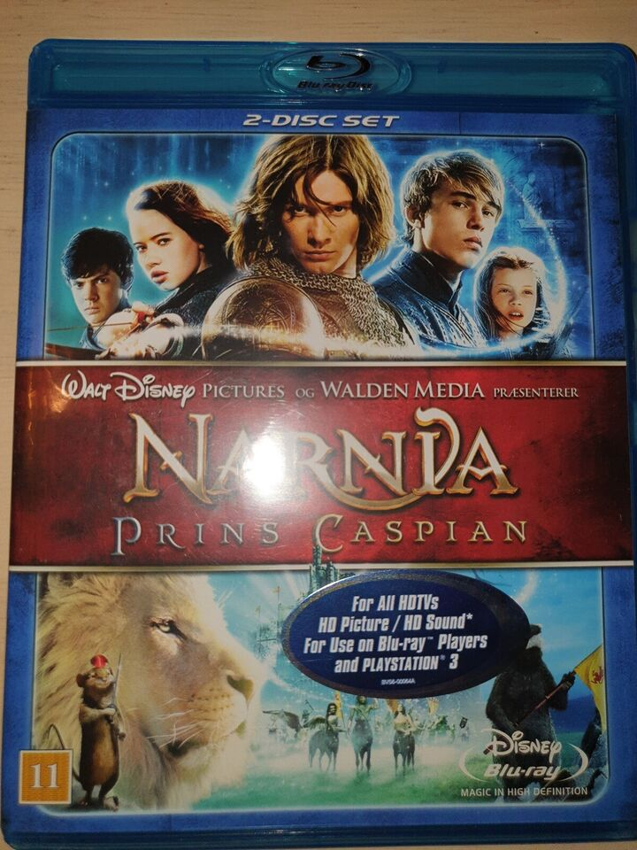Blu-ray film 50 kr pr. Stk., Blu-ray, andet