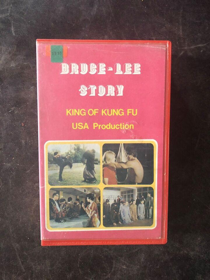 Anden genre, Bruce Lee story