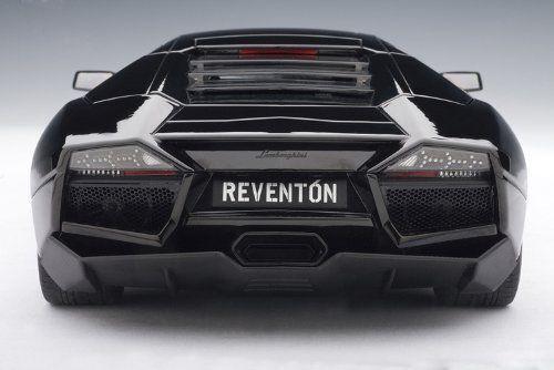 Autoart Lamborghini Reventon Negro Negro - Rareza