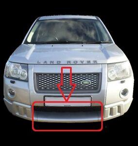 HST kit Front center Tow eye cover for Land Rover Freelander ...