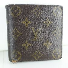 Louis Vuitton Wallet M61665 Porte Billets Cartes Credit Browns Monogram 1506121