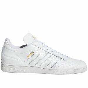 Adidas-Busenitz-Pro-Skateboarding-White-Gold-White-NEW-BNIB-EE6250-samba