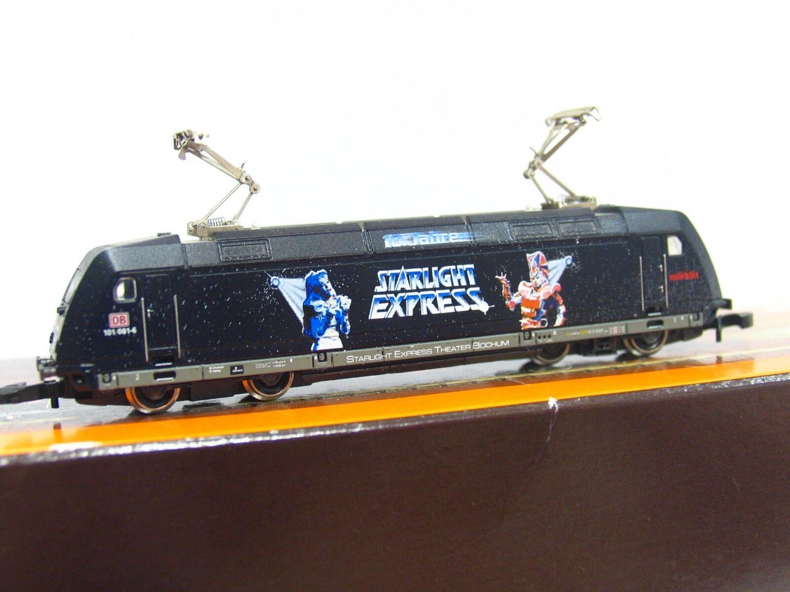 88682 E-Lok BR 101 starlght Express sl401