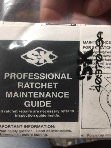 40970-9a SK Ratchet Rebuild Kit 1//4in Dr