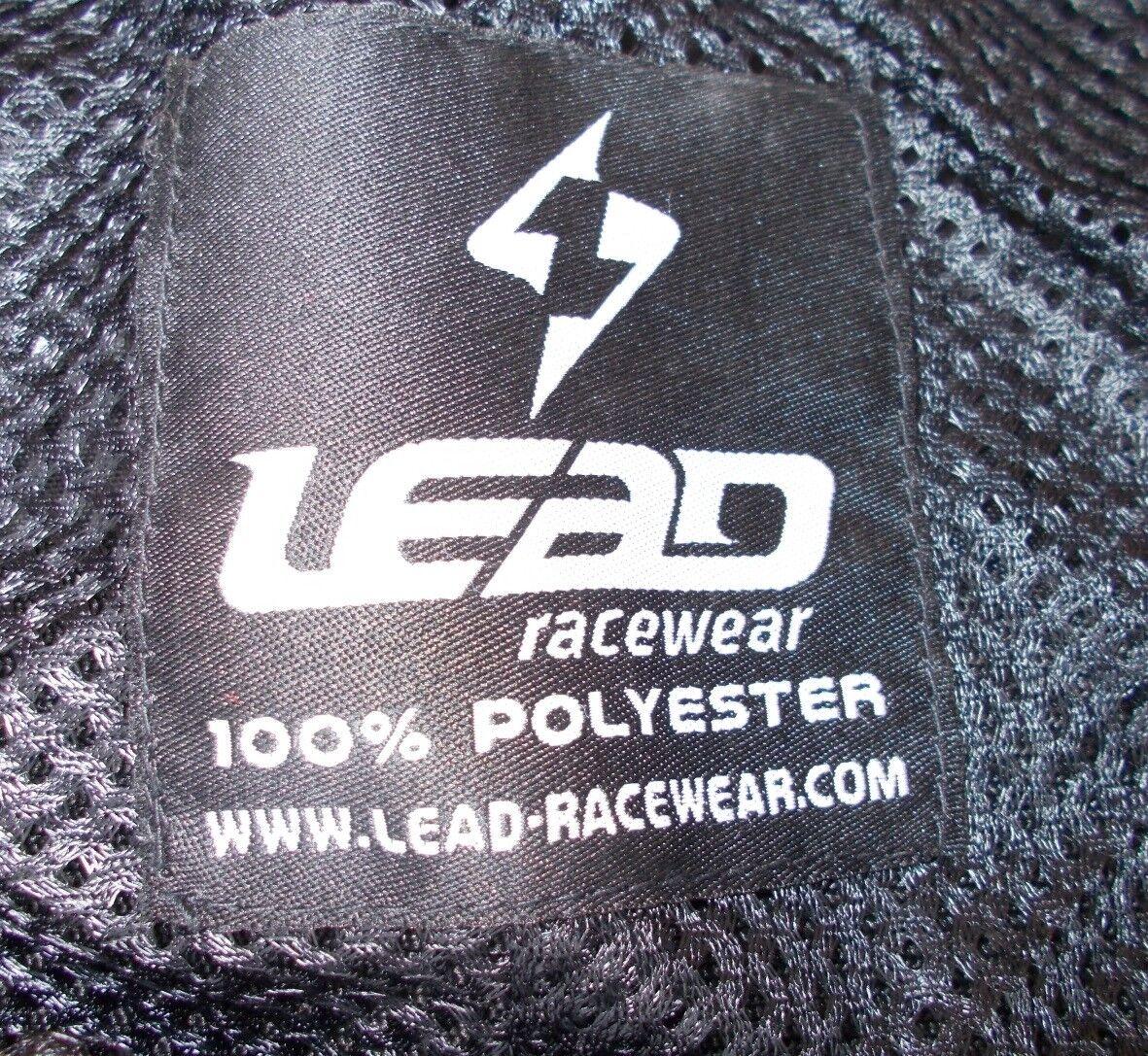 Lead Lead Lead Racewear BMX Hose Gr. 36 Race Pants schwarz 495701