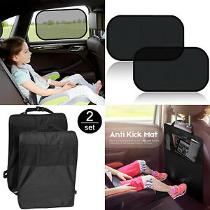 For-Children-Babies-Kick-Mat-from-Mud-Dirt-Car-Seat-Back-Protector-Car-Sun-Shade