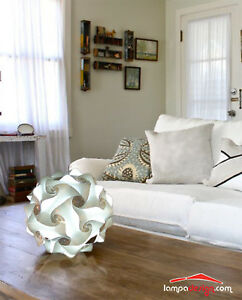 LAMPADA MODERNA COMO\' tavolo illuminazione casa camera da letto ...