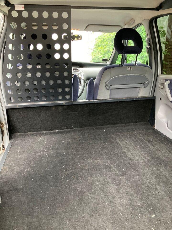 Citroën, Xsara Picasso, 1,6 HDi Exclusive Van