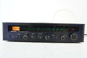 Rotel-rx-152-MKII-vintage-receiver-el-FM-unidad-de-control-Profi-look-2x10-25w