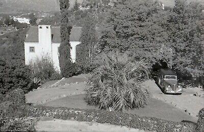 La Canada Ca Home 1940s Post Wwii B W 35mm Snapshot Negative Film