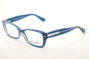 7709b8e78b9 New Authentic Dolce   Gabbana DG 3176 2776 Blue-Green 52mm ...