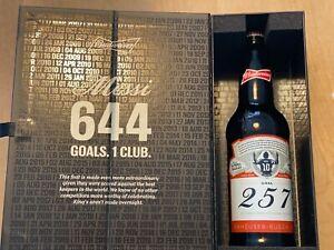 #257 Botellín de cerveza - Un gol entre todos - Andrés Fernández para ASTRAPACE
