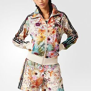 Details about New colorful Adidas Firebird Track Jacket Multicolor for women's AJ8151 Slim Fit
