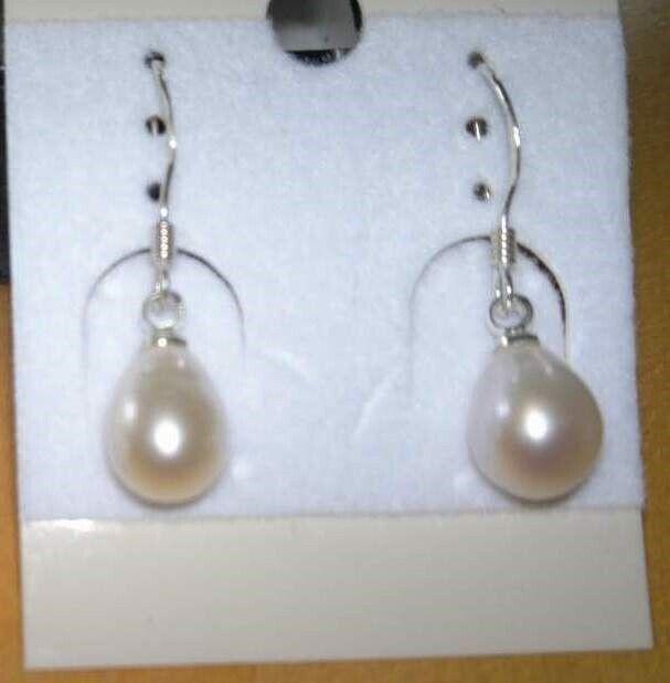 Øreringe, perler