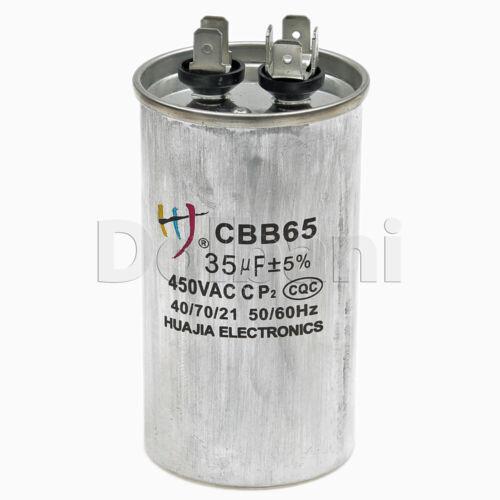 CBB65 450VAC 35uf Air Condition Compressor Capacitor