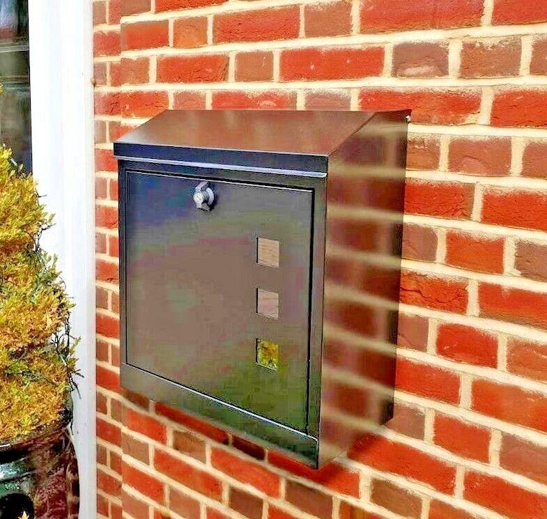 Conservare BIG-Look Amazing-Large con serratura, impermeabile, Parcel Cassetta postale sicuri