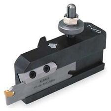 Aloris Axa 77 Cut Off Amp Grooving Holder Use 750 Blade Height Quick Change