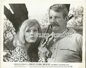 Details about FAYE DUNAWAY pistol photo VINTAGE ORIGINAL rare BONNIE AND  CLYDE Denver Pyle GUN