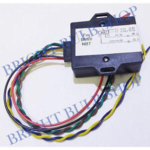 BMW NBT Sat Nav Retrofitadapteremulator F20 F21 F22 F23 F26 CAN