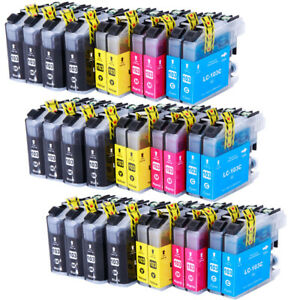 30PK LC103 XL Compatible Ink Cartridge For Brother MFC-J470DW J6920DW J245