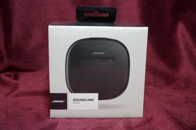 Bose SoundLink Micro Waterproof Portable Bluetooth Speaker , Model 783342-0100