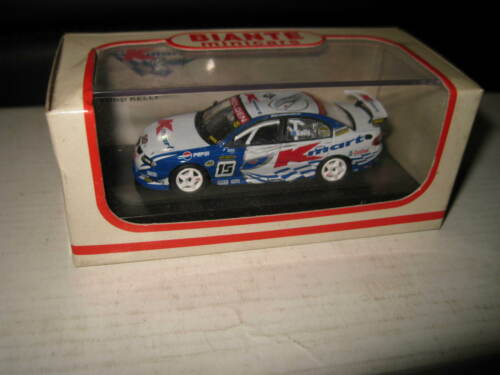 BIANTE 1//64 HOLDEN VX COMMODORE TODD KELLY #15 KMART RACING 2002 B640601C