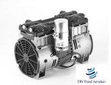 New Thomas 220v 34hp 120 Psi Lake Fish Pond Aerator Pump Aeration Compressor