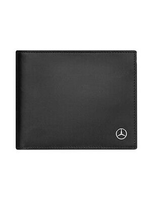 Honesty Mercedes-benz Etui Kartenetui Kreditkarten Fach Kalbsleder Mit Geldscheinklammer A Plastic Case Is Compartmentalized For Safe Storage Sonstige Automobilia