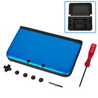 Nintendo 3ds Xl Full Replacement Shell Housing Case Blue Mint Brand Usa