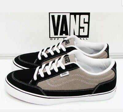 vans bearcat black charcoal