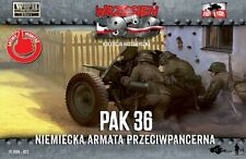 1/72 First to fight PL1939-022 PaK 36 German anti-tank gun with crew