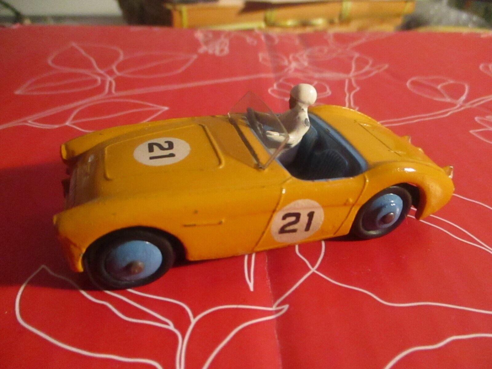 Austin Healey  Dinky giocattoli