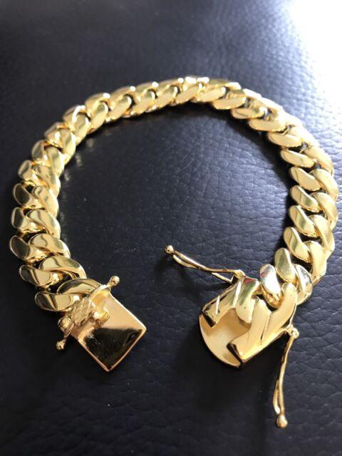 Gold And Silver Bracelets For Men