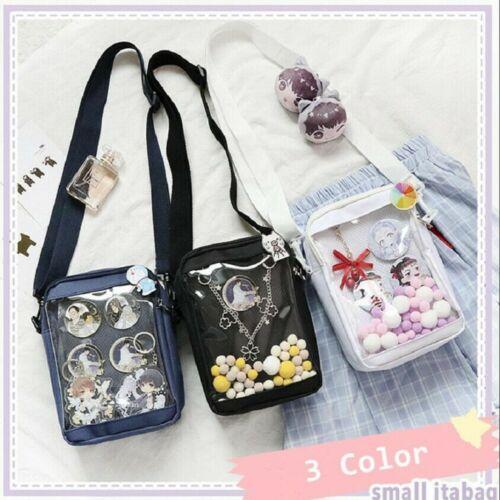 Lolita Transparency Itabag Messenger Bag Japanese Shoulder Bag Kawaii Sweet