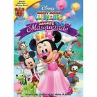 Mickey Mouse Clubhouse Minnie's Masqu 0786936809374 DVD Region 1