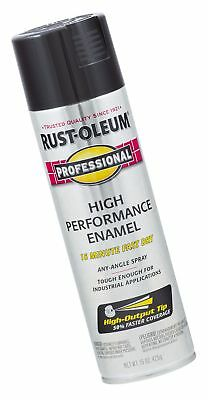 Rust-Oleum 7579838-6 PK High Performance Enamel Spray Paint, Gloss Black 6  Pack 2718017203823 | eBay